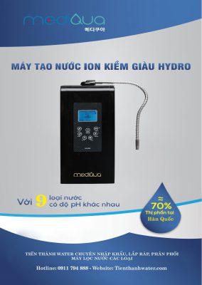 Máy lọc nước điện giải ion kiềm 1